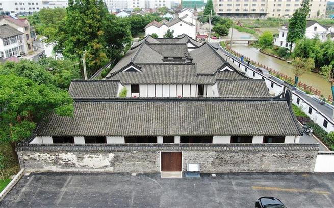 傅雷故居修缮后正式开放