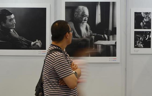 上海国际摄影器材和数码影像展览会开幕