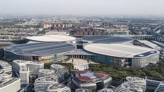 上海加快建設第二屆進博會11項重點工程