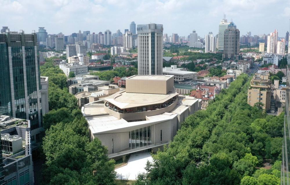 上音歌剧院成文化新地标 或将培育大批歌剧观众
