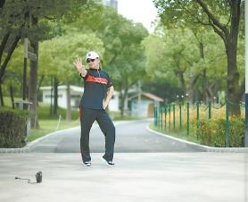 今年上海84%的城市公园延长开放 夜晚公园真热闹