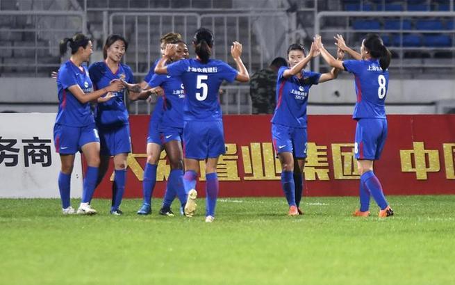 足球——女超:长春平上海