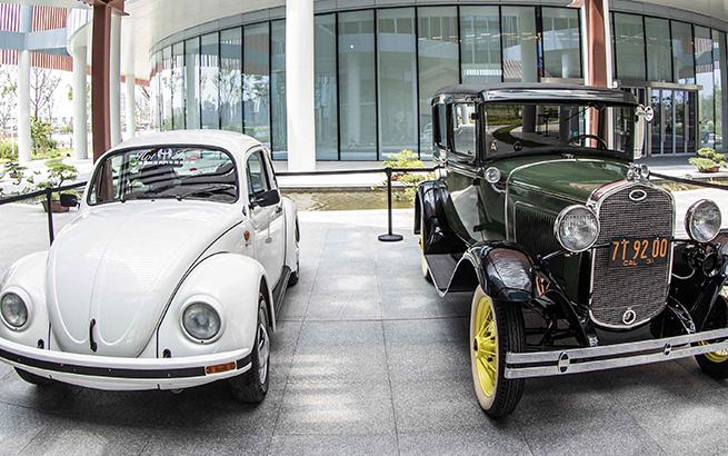 长三角将举办世界老式汽车公开赛