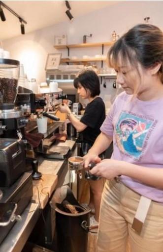 首屆進博會後一年間 滬上咖啡館數量增至7800多家