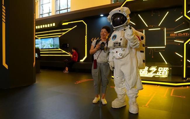 上海国际科普产品博览会开幕
