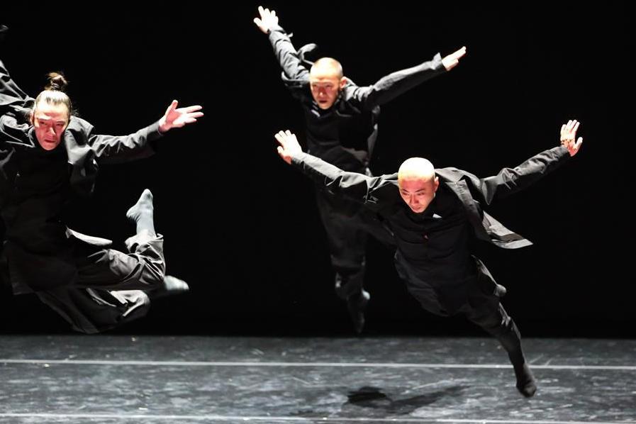 首届中国当代舞蹈双年展在沪开幕