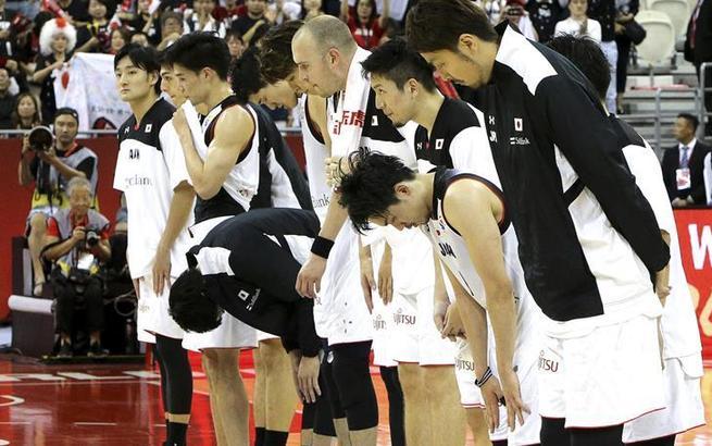 篮球世界杯小组赛:日本队负于捷克队