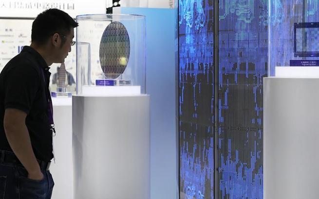 中国国际半导体博览会在上海开幕