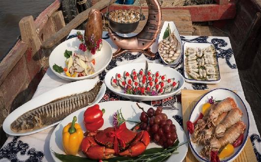 金山、嵊泗海鲜文化节