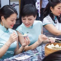 上海南翔小笼文化展