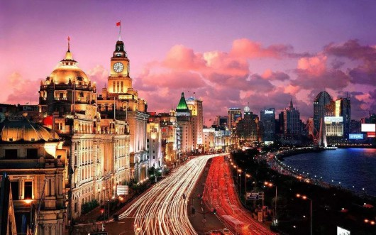 87条建筑微旅行线路 带你阅读沪六大中心城区