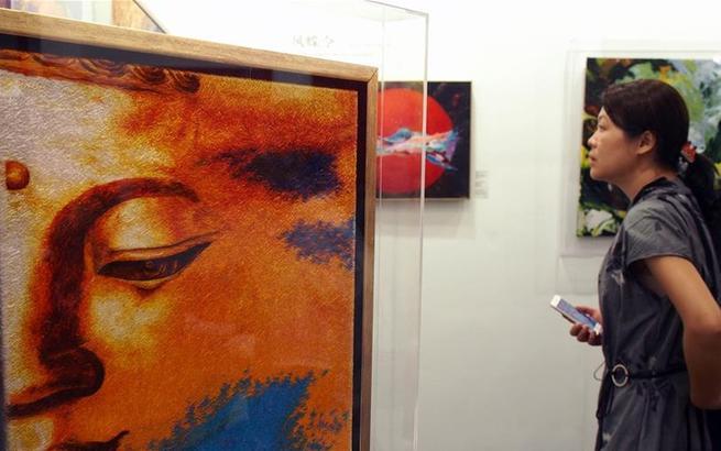 第23届上海艺术博览会中秋登场