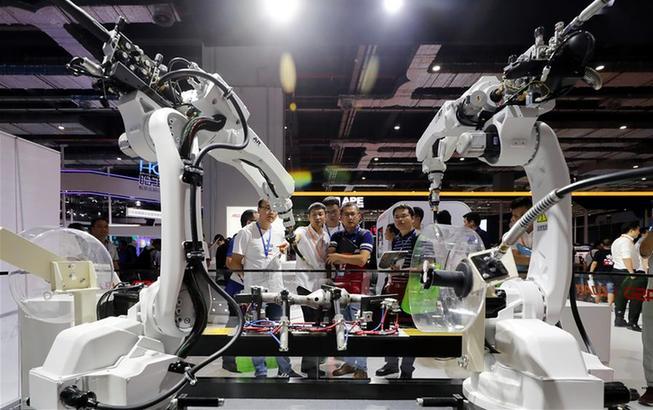 第21届中国国际工业博览会在沪开幕