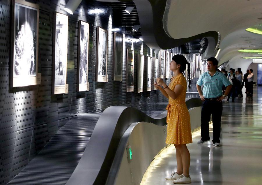 70年檔案記憶 見證上海傳奇