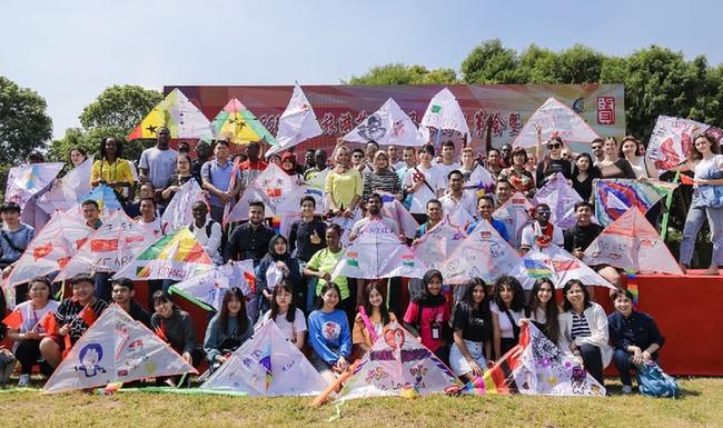 2019上海旅游节暨第22届旅游风筝会在沪举行