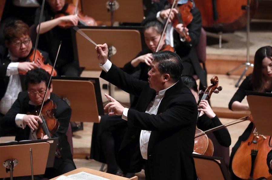 上海交响乐团举行建团140周年庆典音乐会
