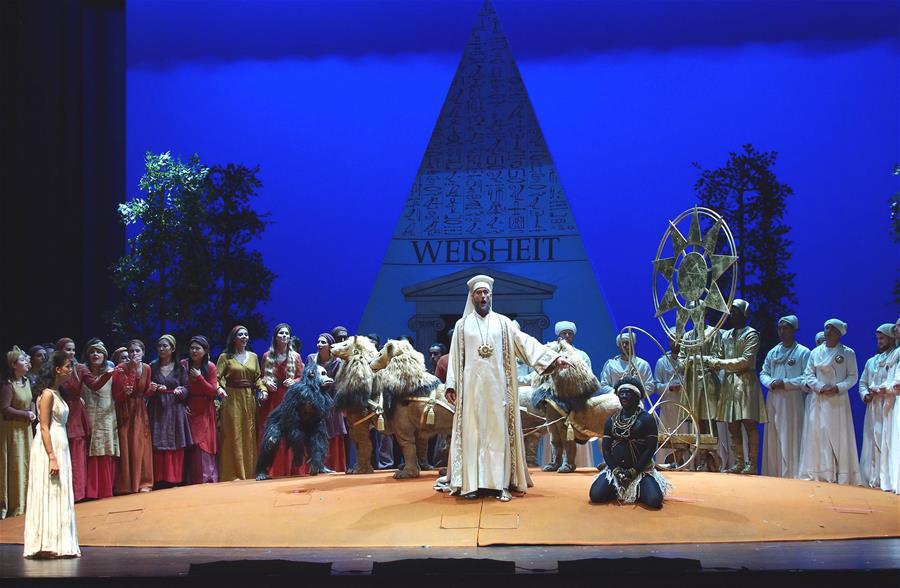 意大利斯卡拉歌剧院《魔笛》将亮相上海国际艺术节