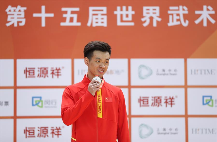 第十五屆世界錦標賽:李齊鎮奪得男子劍術冠軍