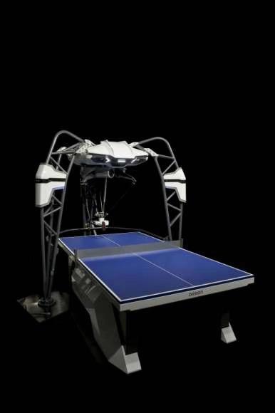 """進博會後,在工業制造、智慧農業等領域,都有乒乓球機器人的""""影子"""""""