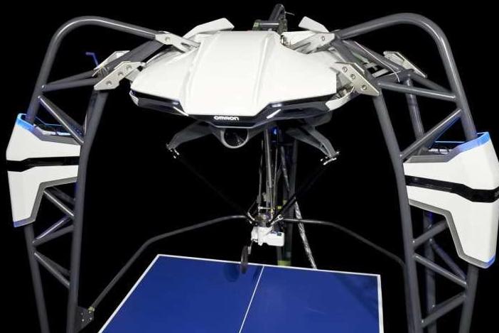 """进博会后,在工业制造、智慧农业等领域,都有乒乓球机器人的""""影子"""""""