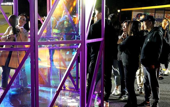 上海:活力街區點亮城市夜經濟