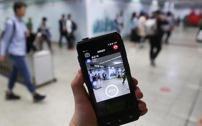 """上海地鐵""""進博會5G+智慧地鐵平臺""""正式上線"""