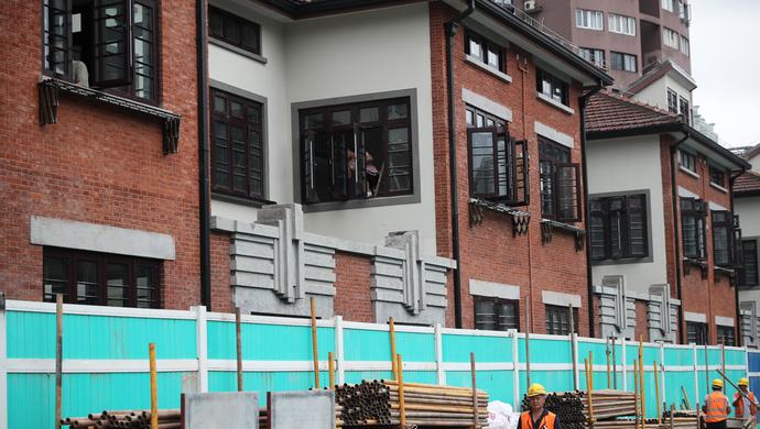 上海旧住房综改超额完成 四年改造3270万平方米