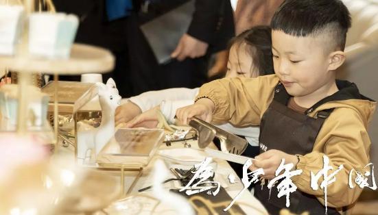 唤醒非遗,传承文脉,为中国少年,苏沪世茂在行动
