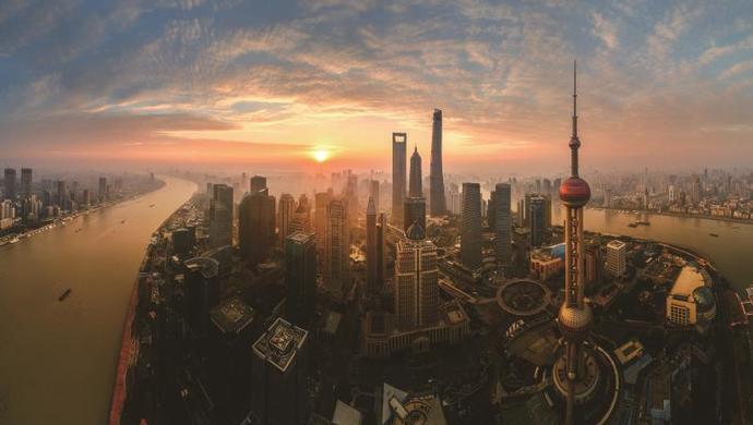 落筆有聲 在滿分指標中,讀懂高質量發展的上海