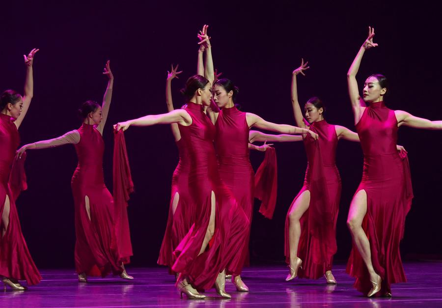 上海举办白领(青年)舞蹈大赛