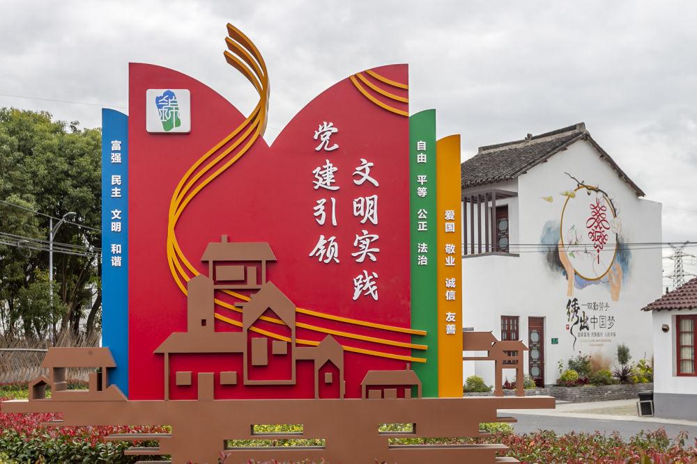 """上海芦胜村,有个活力四射的""""老青菜""""志愿团"""
