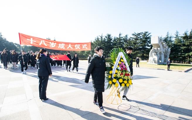 龙华举行南京大屠杀死难者国家公祭日悼念活动