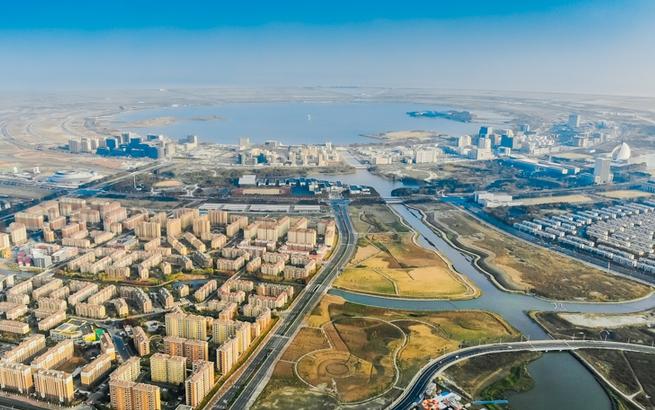 瞰临港新片区:未来之城正崛地而起