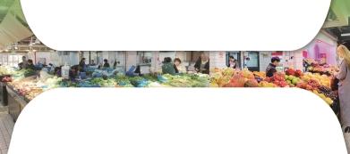 记者实地探访上海网红菜场:名气未带来更多客流