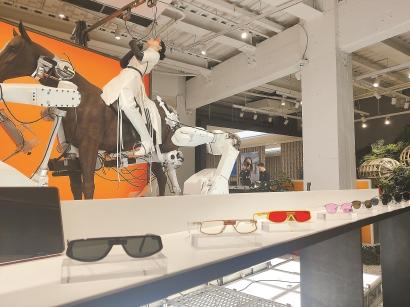 策展型零售正在興起 開個眼鏡店要辦先鋒藝術展