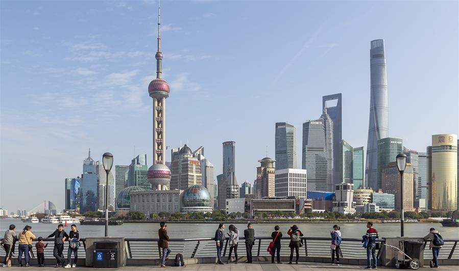 新華視界|一周上海照片精粹