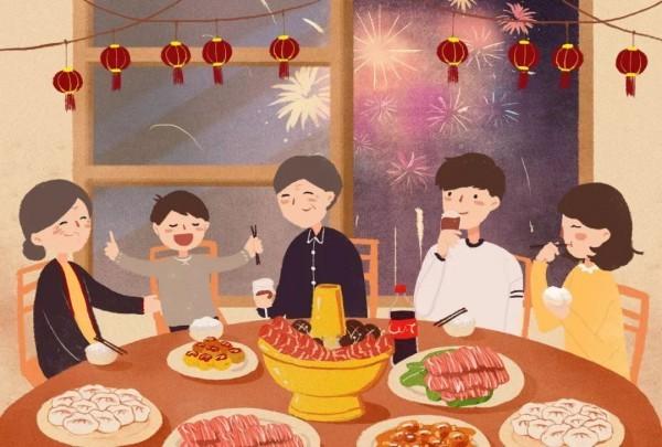 """黑毛土猪、诺玛飞鸡……这些年夜饭""""硬菜""""火了"""