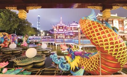 """豫园如何为上海本土文化产业""""带货"""""""