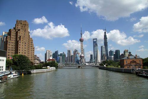 上海大年初一零時空氣優良