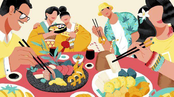 """春节万亿美食市场 """"带货""""成公司新策略"""