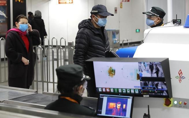 上海地铁疫情防控平稳有序