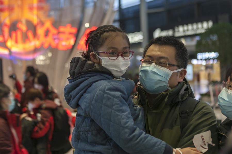 國家中醫醫療隊(上海)122名隊員奔赴武漢