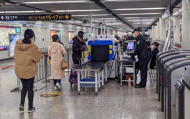 上海:地铁早高峰继续限流