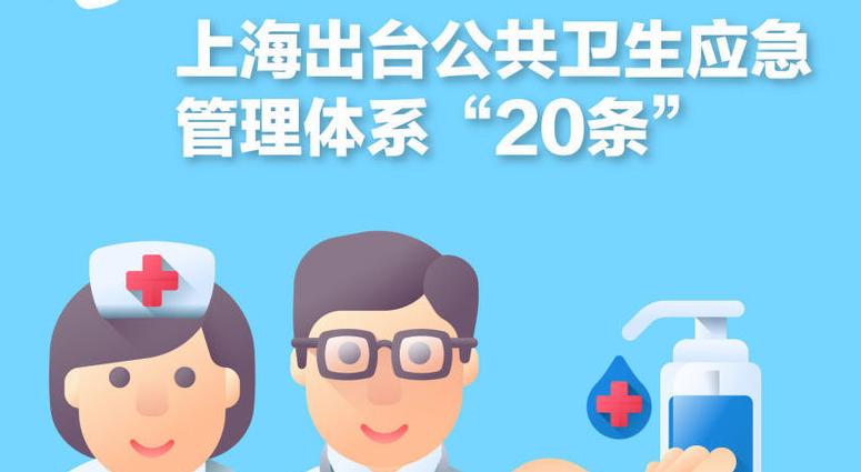 """一图读懂上海出台公共卫生应急管理体系""""20条"""""""