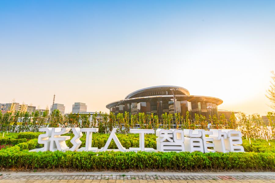 """""""中國硅谷""""張江:數字經濟新高地"""