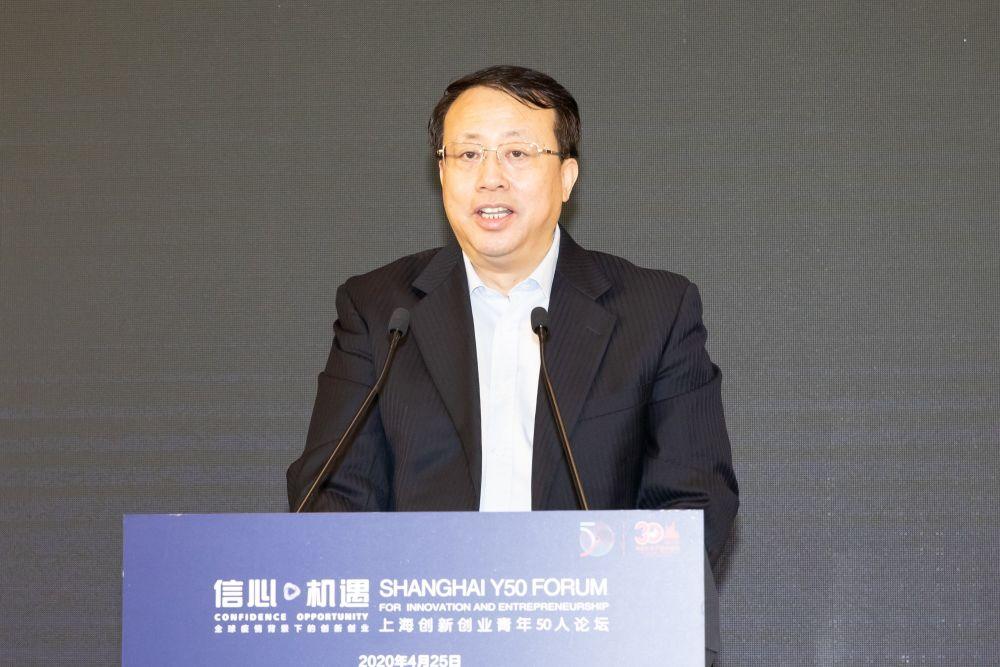 """五句话刷屏!关于""""双创"""",上海代市长说了啥?"""