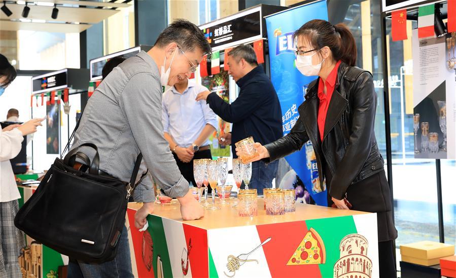 上海舉辦意大利主題展
