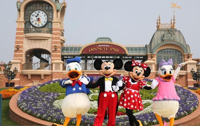 上海迪士尼樂園重新開放