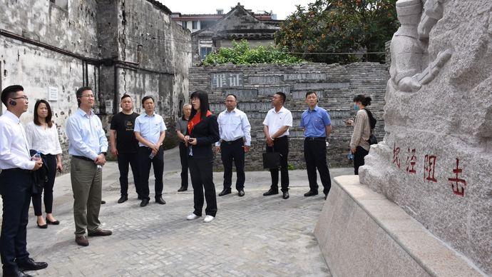 沪浙汇集毗邻红色资源:党建引领一体化发展