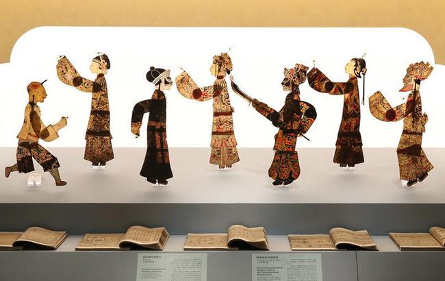 上海博物馆举办江南文化艺术展